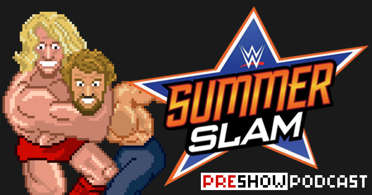 WWE SummerSlam 2019 Preshow Podcast | SCHWITZKASTEN | Pro Wrestling Podcast | www.schwitzcast.de