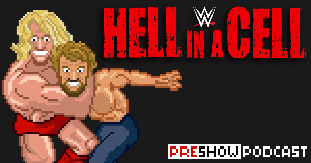WWE Hell in a Cell 2018 Preshow Podcast | SCHWITZKASTEN | Pro Wrestling Podcast | www.schwitzcast.de