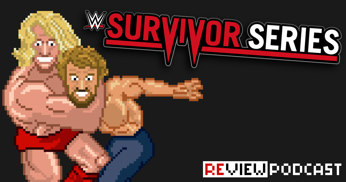WWE Survivor Series 2018 Review Podcast | SCHWITZKASTEN | Pro Wrestling Podcast | www.schwitzcast.de