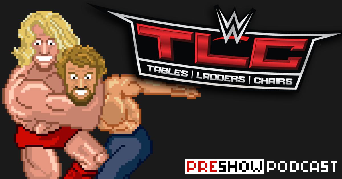 WWE TLC 2018 Preshow Podcast | SCHWITZKASTEN | Pro Wrestling Podcast | www.schwitzcast.de