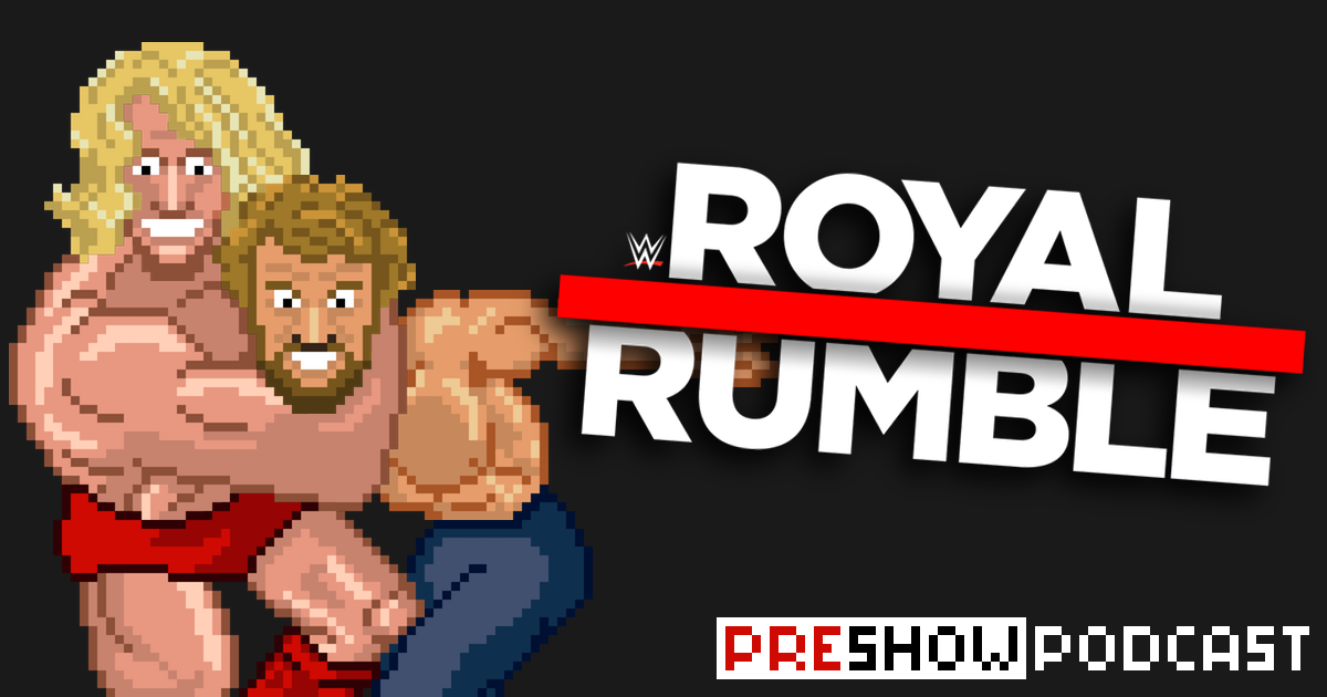 WWE Royal Rumble 2020 Preshow Podcast | SCHWITZKASTEN | Pro Wrestling Podcast | www.schwitzcast.de