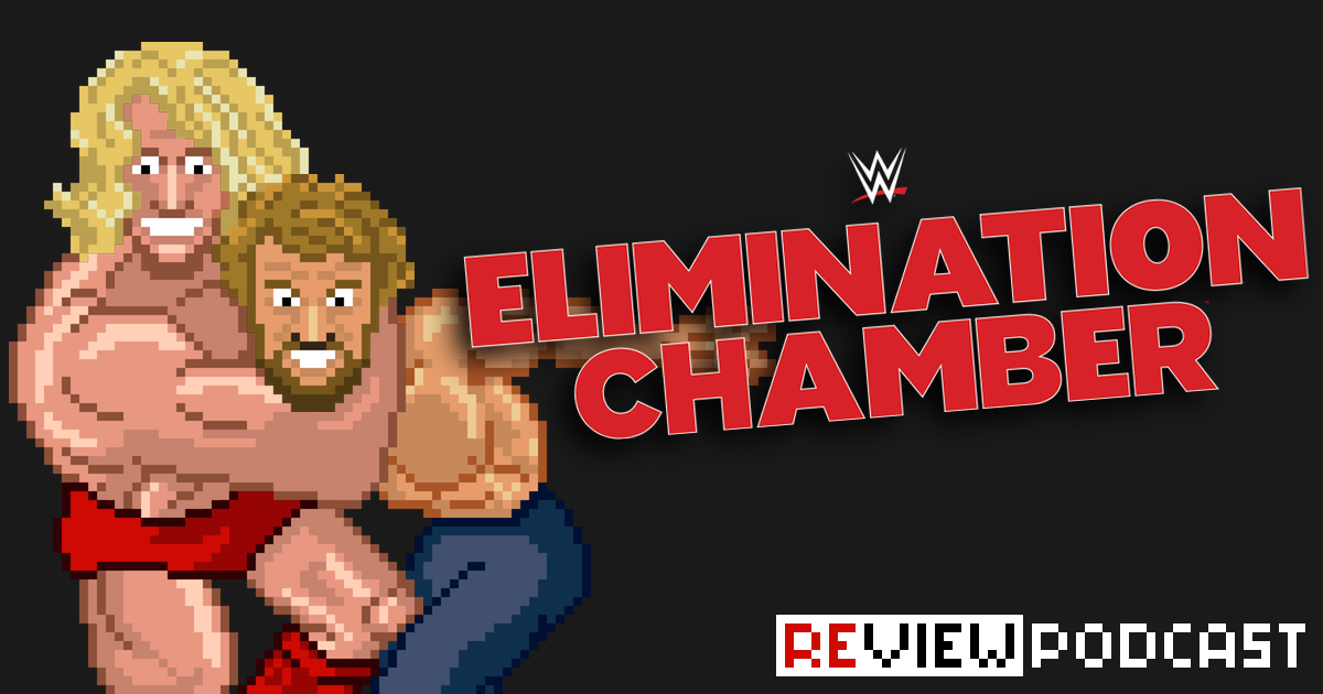 WWE Elimination Chamber 2019 Review Podcast | SCHWITZKASTEN | Pro Wrestling Podcast | www.schwitzcast.de