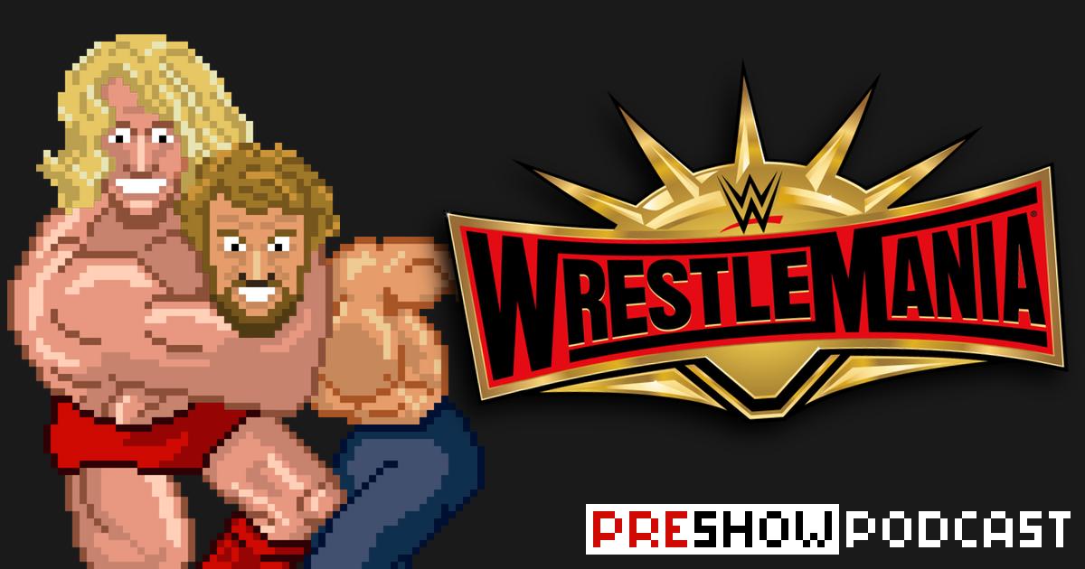 WWE WrestleMania 35 Preshow Podcast | SCHWITZKASTEN | Pro Wrestling Podcast | www.schwitzcast.de