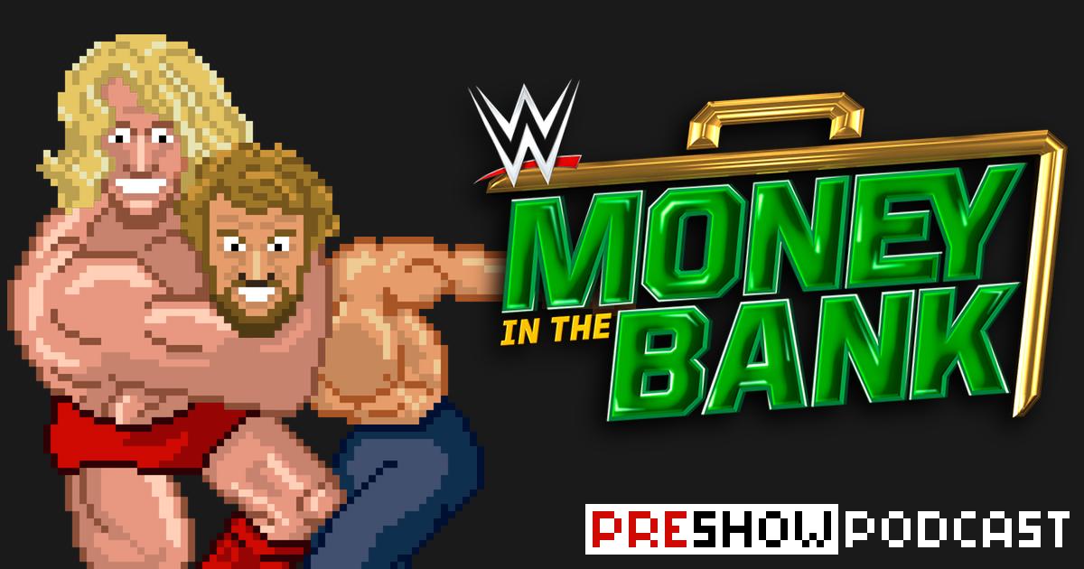 WWE Money in the Bank Preview Podcast | SCHWITZKASTEN | Pro Wrestling Podcast | www.schwitzcast.de
