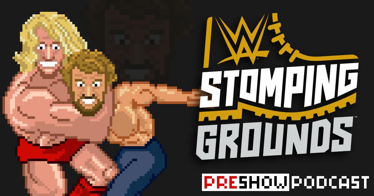 WWE Stomping Grounds Preview Podcast | SCHWITZKASTEN | Pro Wrestling Podcast | www.schwitzcast.de