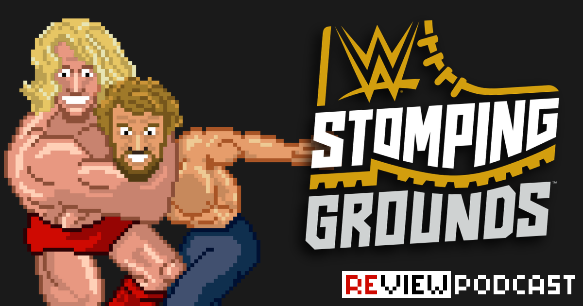WWE Stomping Grounds Review Podcast | SCHWITZKASTEN | Pro Wrestling Podcast | www.schwitzcast.de