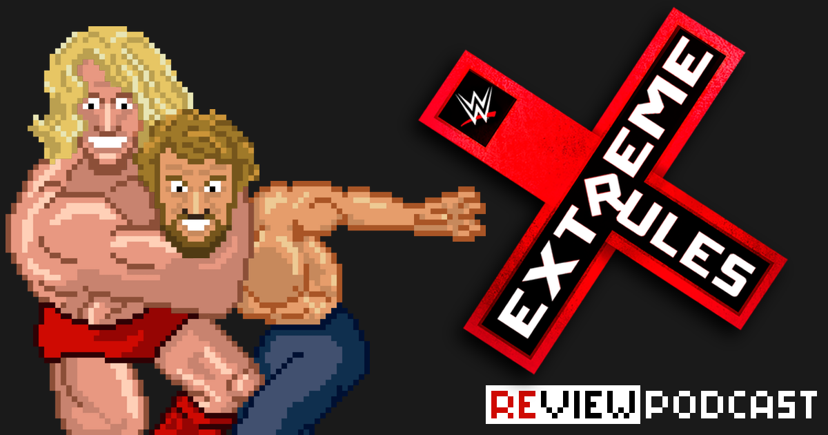 WWE Extreme Rules Review Podcast | SCHWITZKASTEN | Pro Wrestling Podcast | www.schwitzcast.de