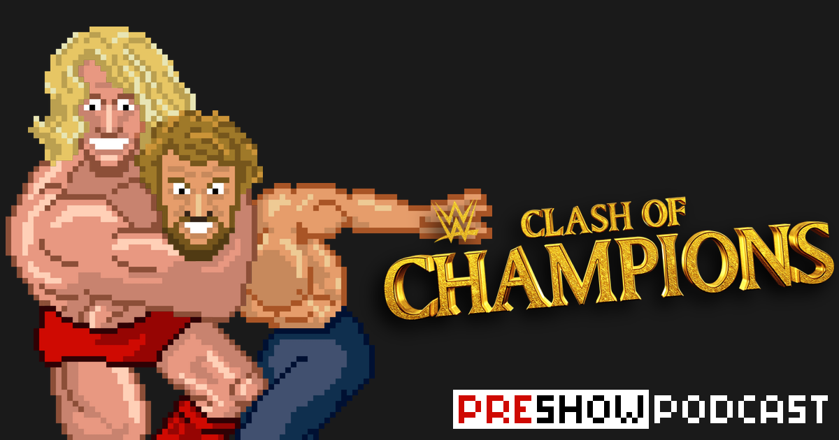 WWE Clash of Champions Preview Podcast | SCHWITZKASTEN | Pro Wrestling Podcast | www.schwitzcast.de