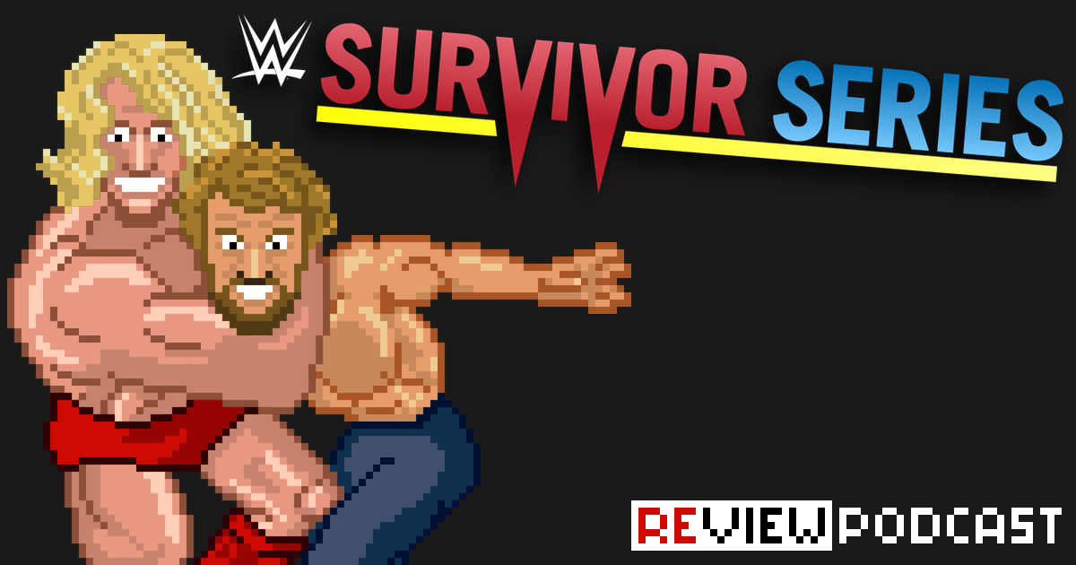 WWE Survivor Series 2019 Review Podcast | SCHWITZKASTEN Pro Wrestling Podcast | www.schwitzcast.de