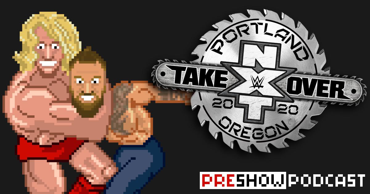 NXT TakeOver Portland Preview Podcast | SCHWITZKASTEN | Pro Wrestling Podcast | www.schwitzcast.de