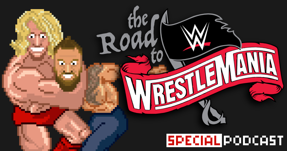 Road to WrestleMania 36 Special Podcast | SCHWITZKASTEN | Pro Wrestling Podcast | www.schwitzcast.de