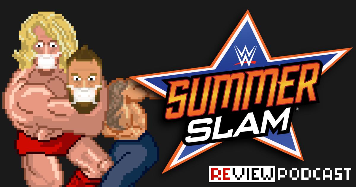 WWE Summer Slam Review Podcast | SCHWITZKASTEN | Pro Wrestling Podcast | www.schwitzcast.de