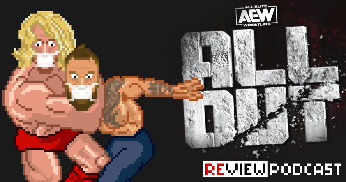 AEW All Out Review Podcast | SCHWITZKASTEN | Pro Wrestling Podcast | www.schwitzcast.de
