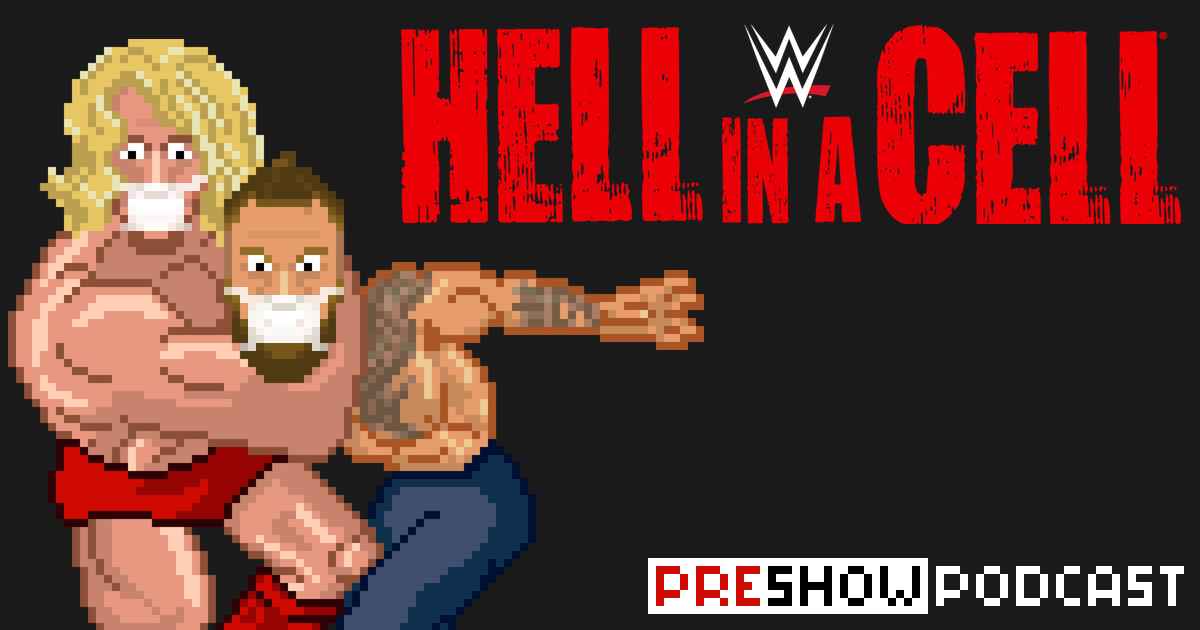 WWE Hell in a Cell Preview Podcast | SCHWITZKASTEN | Pro Wrestling Podcast | www.schwitzcast.de