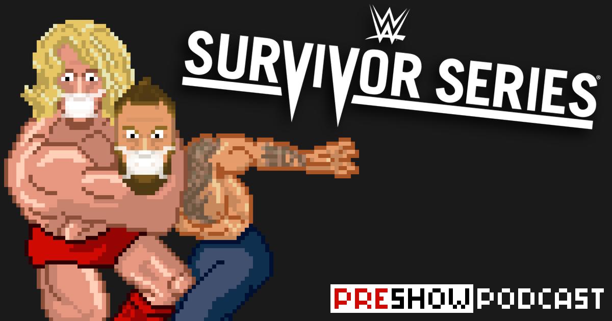 WWE Survivor Series Preview Podcast | SCHWITZKASTEN | Pro Wrestling Podcast | www.schwitzcast.de
