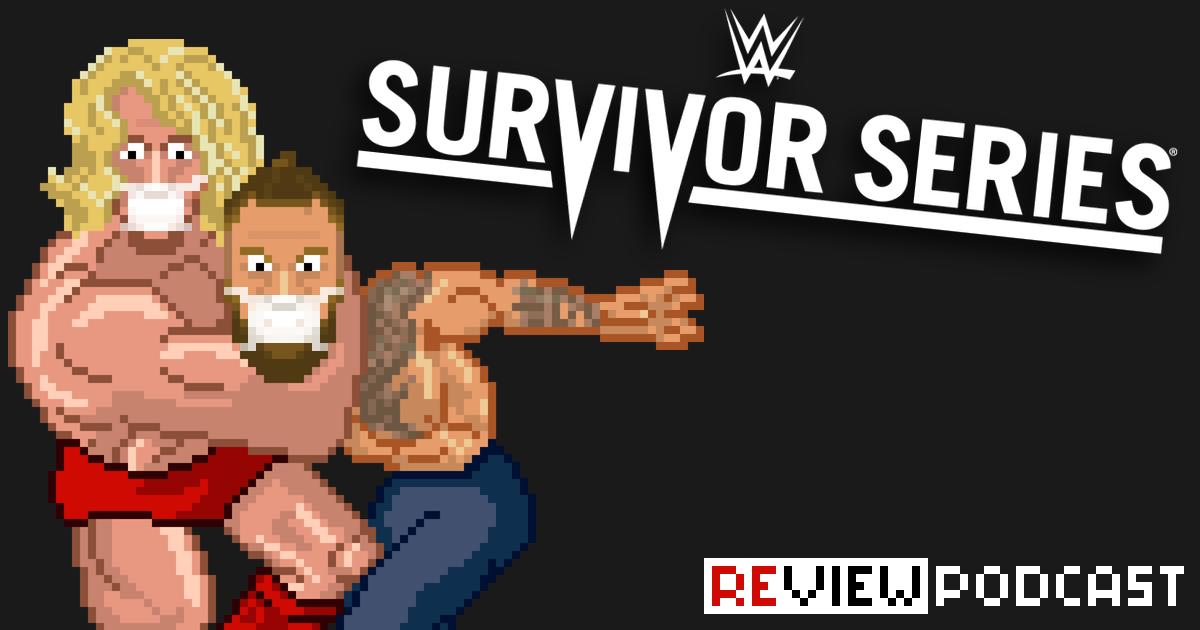 WWE Survivor Series Review Podcast | SCHWITZKASTEN | Pro Wrestling Podcast | www.schwitzcast.de