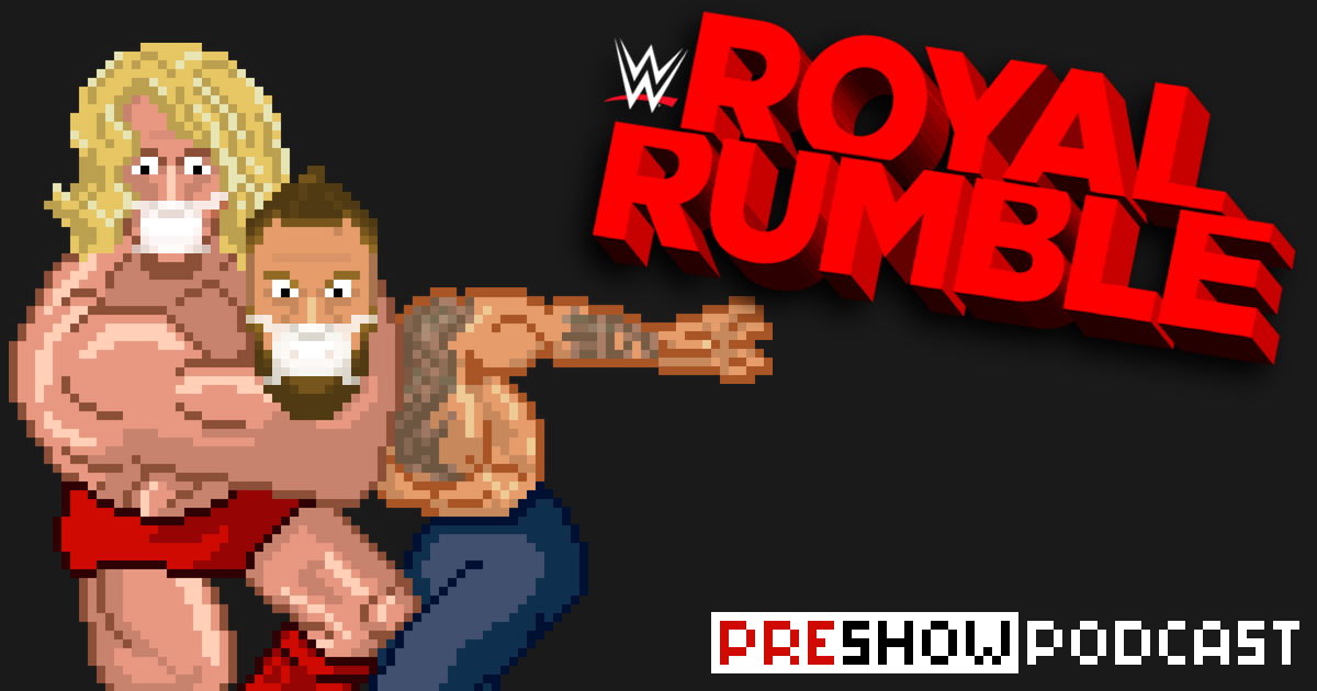 WWE Royal Rumble Preview Podcast | SCHWITZKASTEN | Pro Wrestling Podcast | www.schwitzcast.de