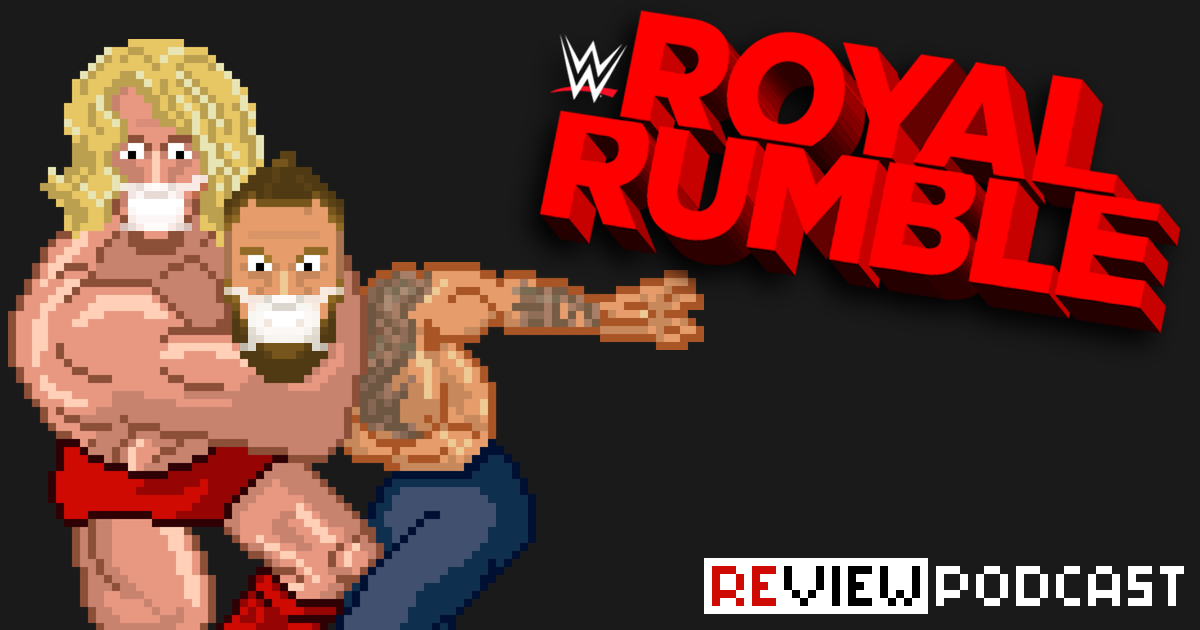 WWE Royal Rumble Review Podcast | SCHWITZKASTEN | Pro Wrestling Podcast | www.schwitzcast.de