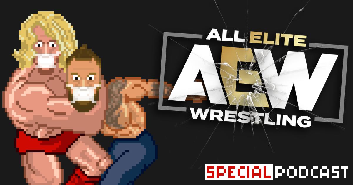 AEW Dynamite Special Podcast | SCHWITZKASTEN | Pro Wrestling Podcast | www.schwitzcast.de