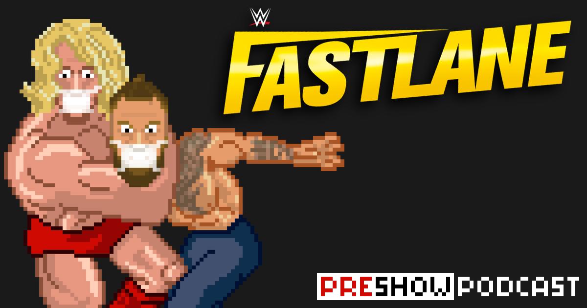 WWE Fastlane Preview Podcast | SCHWITZKASTEN | Pro Wrestling Podcast | www.schwitzcast.de