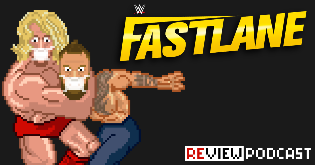 WWE Fastlane Review Podcast | SCHWITZKASTEN | Pro Wrestling Podcast | www.schwitzcast.de