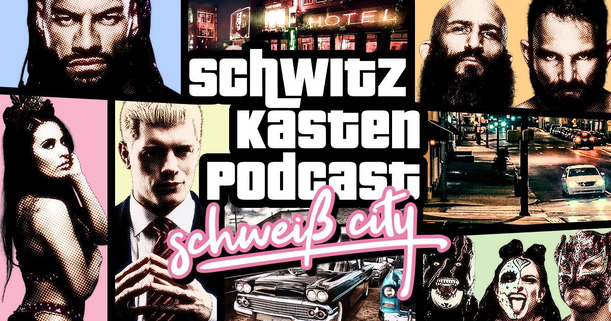 Schweiß City Episode 1: Die Post-Apocalyptic Era nach WWE & AEW | Special Fantasy Podcast | SCHWITZKASTEN | Pro Wrestling Podcast | www.schwitzcast.de