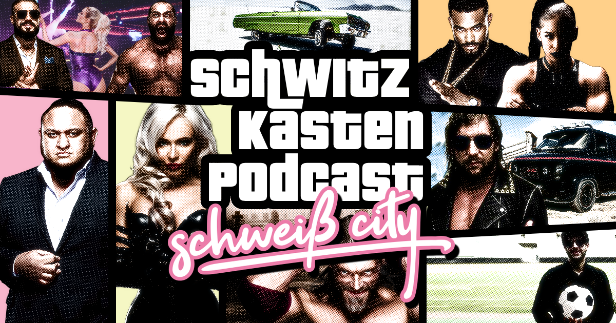 Schweiß City Episode 2: Great Balls of Schweiß Preview | Special Fantasy Podcast | SCHWITZKASTEN | Pro Wrestling Podcast | www.schwitzcast.de